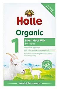 Holle Organic Goat Milk Formula Stage 400 Grams