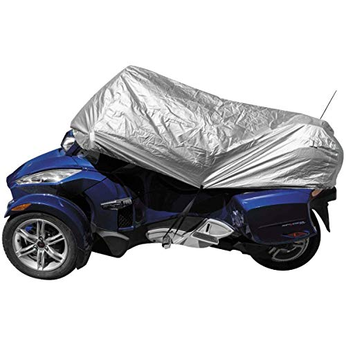 Covermax Half-Cover for Can-Am Spyder Spyder RT ()