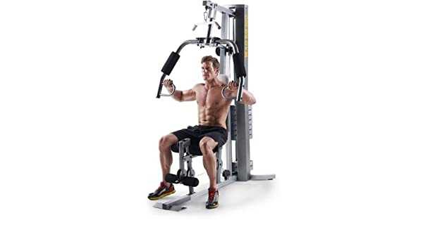 Amazon gold s gym xrs home gym sports outdoors