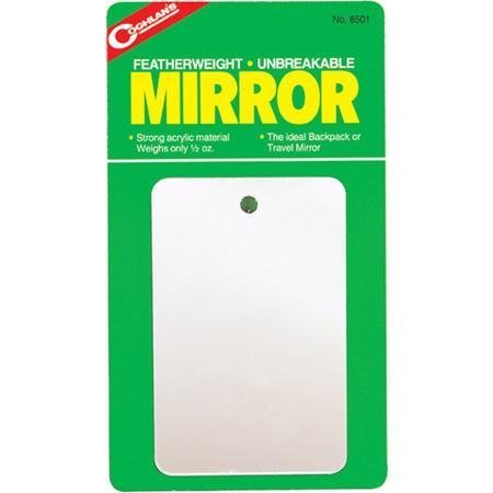 Coghlans Mirror - Coghlans Featherweight Mirror by Coghlans