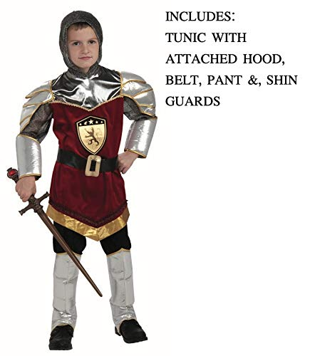 Amazon.com: Disfraz de Dragon Slayer, talla chica infantil ...