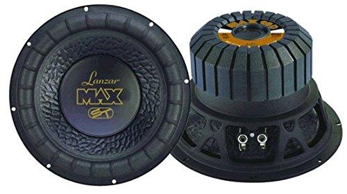 Lanzar max12d Lanzar Max12d 12 1000w Car Audio Subwoofer Sub 1000 Watt