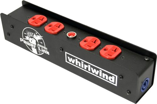 Whirlwind PL1-420-RD Power Link Tactical Power Distribution