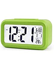 Alarm Clock Office Digital large screen and lighting buttons