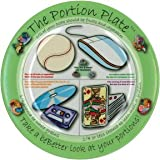 Portion Plate Adult - Portion Control Plate