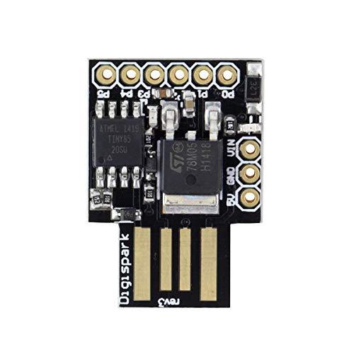 Envistia Mall Digispark Kickstarter Attiny85 USB General Micro Development Board for Arduino by Envistia Mall (Image #1)