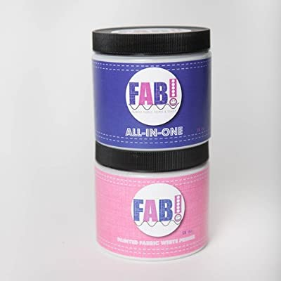 Fab! Painted Fabric Primer and Sealer-2pk