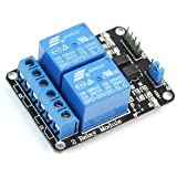 REES52 2CHAANNELRELAY Modul Relay 2 Channel 5V for Arduino