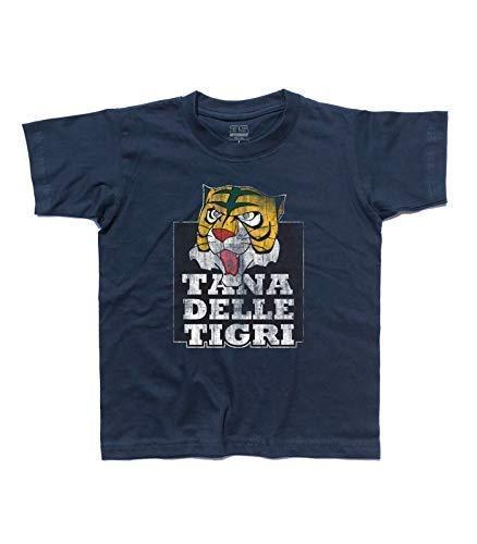 Tana delle Tigri 3stylershop T-Shirt Bambino Uomo Tigre