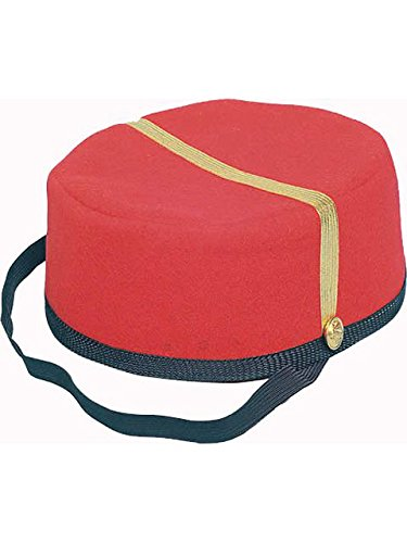 Bell Boy Hat Adult - Costume Ideas -