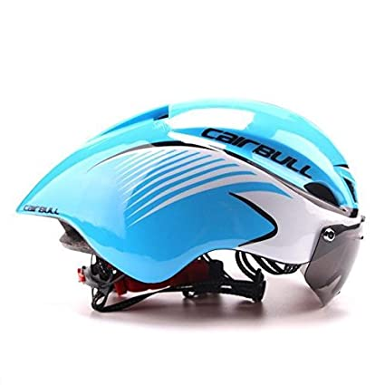Road Bicycle Goggles Racing Cycling Bike Sports Safety Helmet