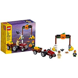 LEGO Halloween Hayride Building Set #40423 148 Pieces