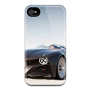 New Fashionable Richardcustom2008 WNS5845obun Covers Cases Specially Made For Iphone 4/4s(bmw)