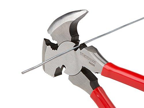TEKTON 34541 10-1/2-Inch Fencing Pliers by TEKTON (Image #5)