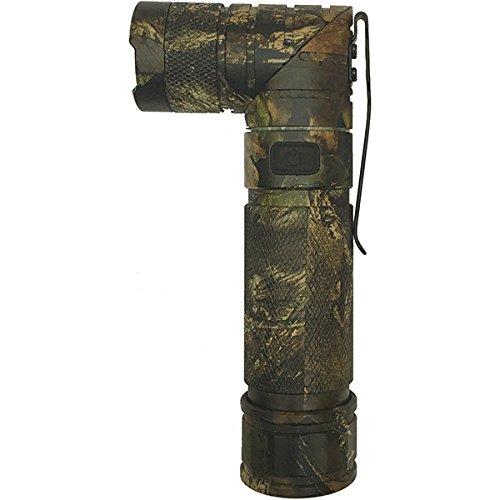 Mossy Oak//Camoflage Pack 4 Blackfire Twist 3AAA LED Tactical Light