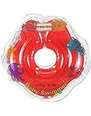 SWIMM Babyzwemring, meegroeiende zwemhulp, baby float, kinderen zwembanden vanaf 1 maanden tot 2 jaar