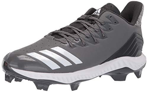 cheap for discount a914b b0a67 adidas Men s Icon Bounce TPU, Grey White Carbon 6.5 M US