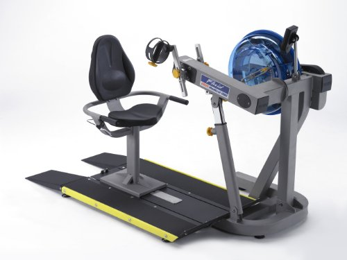 First Degree Fitness Evolution Series E-920 Fluid Upper Body Ergometer with Adjustable Crank Arm For Sale