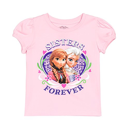 Frozen - Sisters Forever Toddler T-Shirt