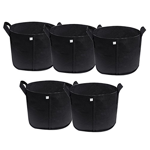 GROMATRIX 5 PACK Gallons Fabric Handles product image