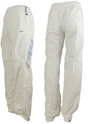 Nike Men's Trackies Pants Small White/Blue