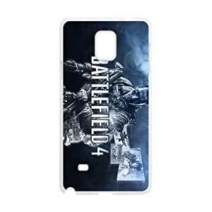 games Battlefield 4 Artwork Samsung Galaxy Note 4 Cell Phone Case White 91INA91623072