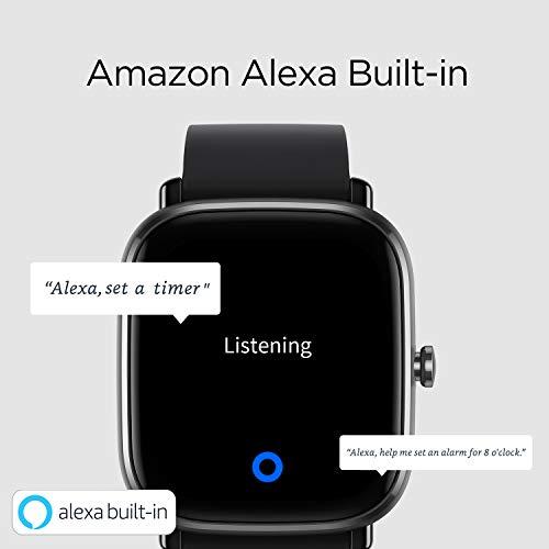 Relógio Xiaomi Amazfit GTS 2 mini A2018 - Preto