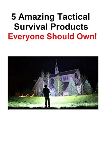5 Tactical Survival Defense Products: You Need ! (Best Long Distance Scope)