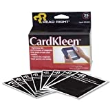 REARR1222 - Read Right CardKleen Presaturated Magnetic Head Cleaning Cards