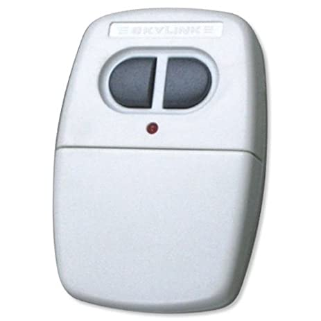 Skylink Garage Door Opener Visor Clip Remote Transmitter 2 Button
