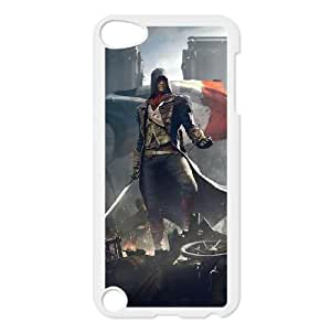 Assassin'S Creed Ii iPod TouchCase White Exquisite designs Phone Case KM5J6H26