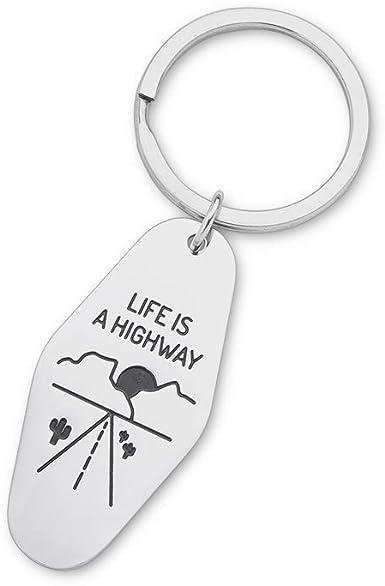 Birthday gift for a man Key ring Man Christmas present