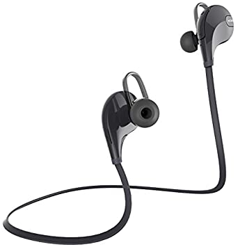 Global® Auricular Bluetooth G6 CSR8635/V4.0 + ERD estéreo Bluetooth inalámbrico Sports Auriculares in-Ear Ruido Auricular/Micro: Amazon.es: Electrónica