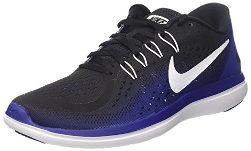 Scarpe 2017 Black Flex Running Blue Uomo RN Multicolore Royal White Deep Nike 0tw5xqnq