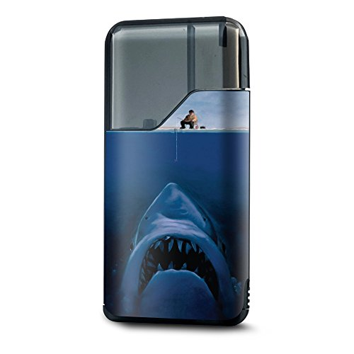 Skin Decal Vinyl Wrap for Suorin Air Kit Vape skins stickers cover/Great White shark - Vapor Shark Accessories