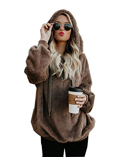 Hoodies Sweatshirt Autunno Giacca anica E Felpa Tumblr Felpe Con Cappuccio Cachi Lunga Cerniera G Cappotto Donna Manica gZBw6YqwxC