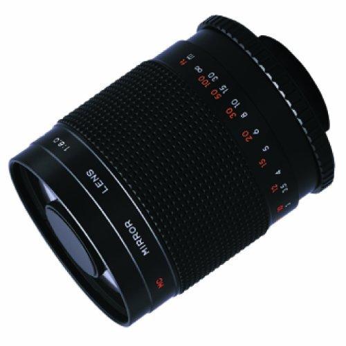 Bower high-power 500 mm f/8.0望遠ミラーレンズ(sly5008 ) for Panasonic Lumix DMC - gh3、dmc-gh2、gx1、- g3、g5、- gf5、dmc-gfx、- gf5 X W & - gf5 X R   B009SQPYW6