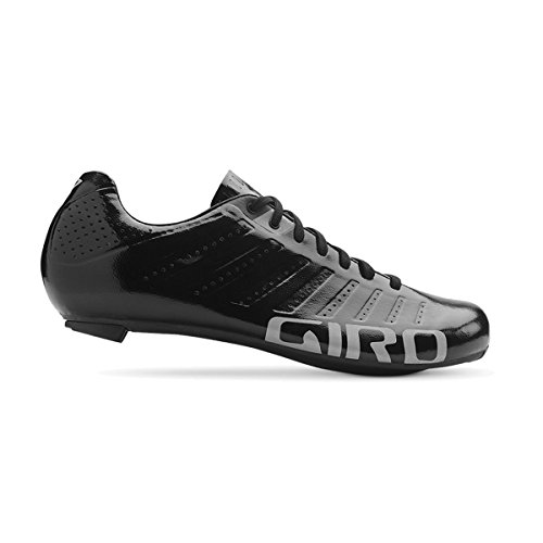 Giro Route Empire Road Black 000 Silver de SLX Vélo de Homme Multicolore Chaussures S0ASxfqrw