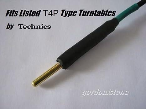 superlin nueva costumbre 5 de Technics giradiscos Cable de toma a ...