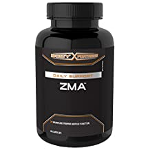 Body Fortress ZMA Capsules, 60 Count