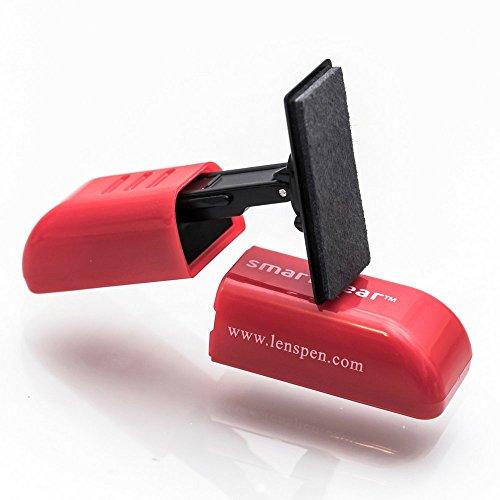 SmartKlear Screen Cleaner | CarbonKlean Smartphone, Tablet Carbon Screen Cleaner | Red