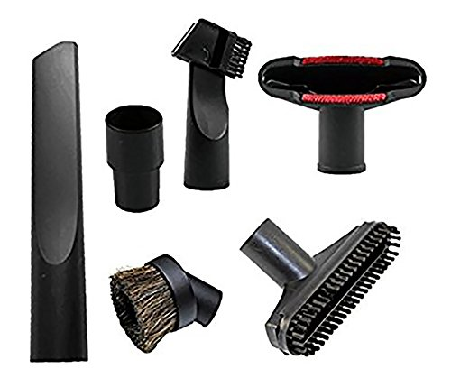 - Wonlives Universal Replacement 32mm (1 1/4 inch) Vacuum Cleaner Accessories Brush Kit for Standard Hose