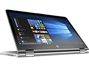 "HP Pavilion x360 14-ba138ns - Portátil convertible táctil 14"" FullHD (Intel Core i5-8250U, 8 GB RAM, 1 TB HDD , Intel Graphics, Windows 10); color plata  - Teclado QWERTY Español"