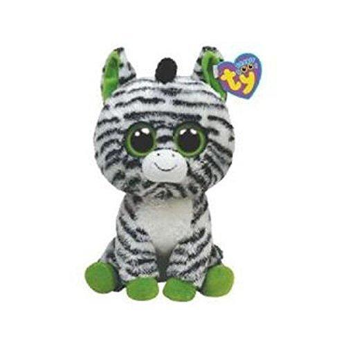 Ty Beanie Boos Zig-Zag - Zebra by Ty Beanie Boos (Zag Zig Beanie)