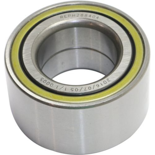 Make Auto Parts Manufacturing - ELANTRA 96-00/ACCENT 00-09 WHEEL BEARING, Front, 1.5 in. Bore, 2.76 in. Outer Dia, 1.46 in. Width - REPH288404