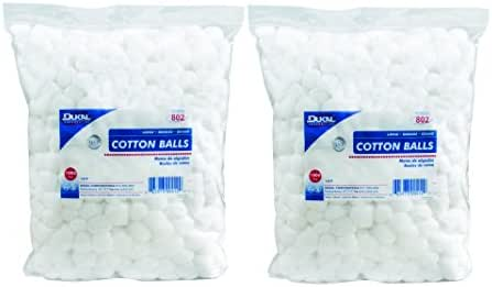 Cotton Balls & Rounds: Dukal