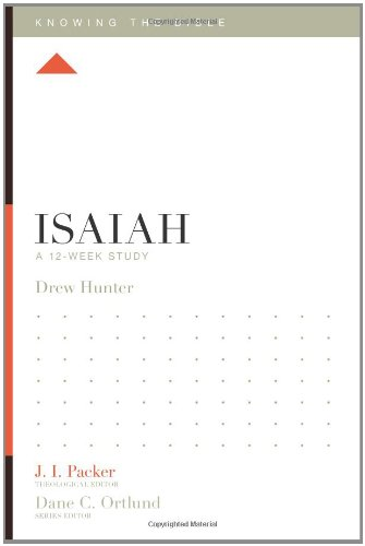 Best isaiah bible study nav press