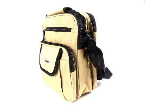 viaje Viaje 3 En Unisex multiusos 2573 Utensilios nbsp;hombro hombro Beige bolsa nbsp;Colores de vBUISq