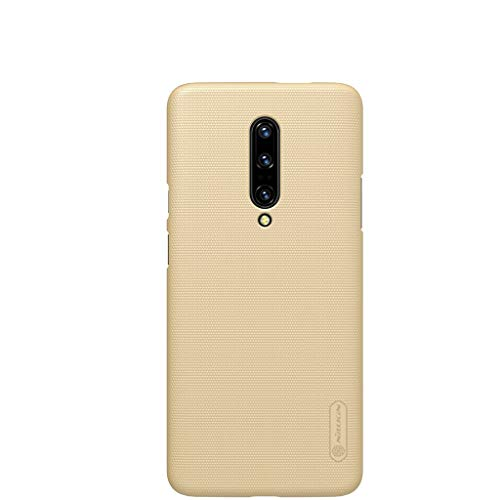 HankuCarbon Fiber Case Anti-Scratch Absorption Protective Cover for OnePlus 7 Pro -