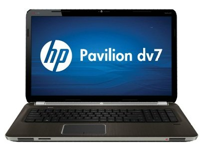HP Pavilion DV7T DV7 Laptop / Intel CoreTM i5-2430M Processor/ USB 3.0 / 17.3